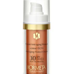 Crème anti-aging protect d'Hormeta SPF 30