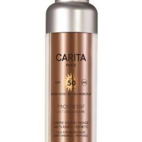 Carita, l'allié des peaux matures au soleil