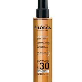 Filorga, l'huile anti-âge