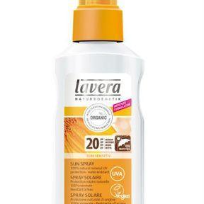 Lavera, le spray solaire