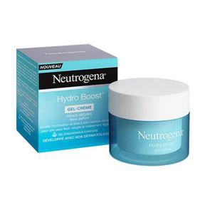 Gel crème hydratant Hydroboost de Neutrogena
