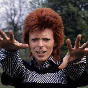David Bowie dans les années 70