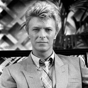 David Bowie dans les années 80