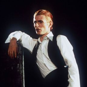 David Bowie en 1986