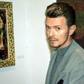 David Bowie en 1995
