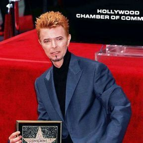 David Bowie en 1997