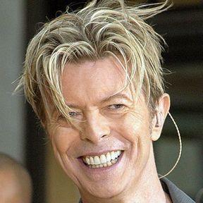 David Bowie en 2003