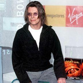 David Bowie en 2005