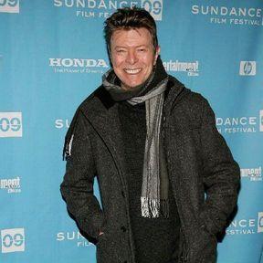 David Bowie en 2009