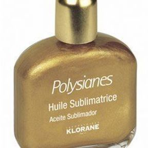 L'Huile Sublimatrice Polysianes de Klorane