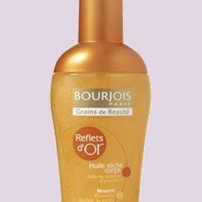Reflets d'or - l'huile sèche pour le corps Bourjois