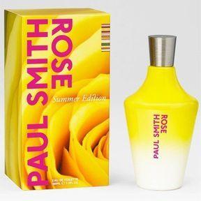 Paul Smith : la rose pétillante