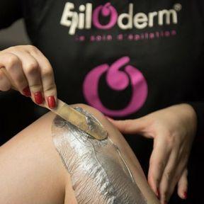 La cire thermo-active d'Epiloderm