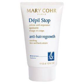 Depil stop crème anti-repousse apaisant de Mary Cohr