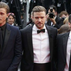 Justin Timberlake & Cie, la palme de la plus belle brochette