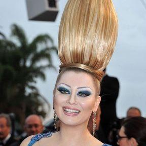 Elena Lenina, la palme de la pire coiffure