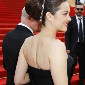 Marion Cotillard, la palme du plus beau chignon (2012)