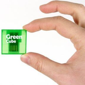 Green Cube : high-tech écolo