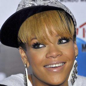 Rihanna : électro jusqu'au bout de la frange
