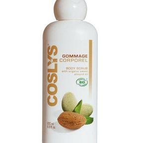 Gommage corporel, Coslys