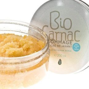 Gommage sucre relaxant, Bio Carnac