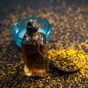 L'huile de moutarde