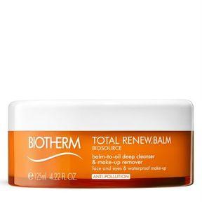 L'huile démaquillante Biotherm