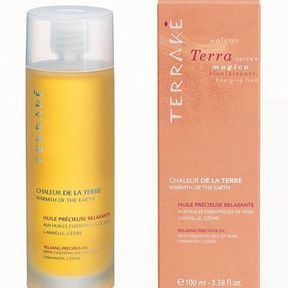 L'huile relaxante : Terrake