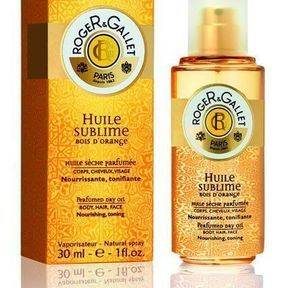 Huile Sublime Bois d'Orange, Roger & Gallet