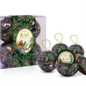 Les boules de Noël de Granado