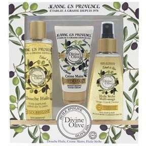 Le coffret à l'olive de Jeanne en Provence