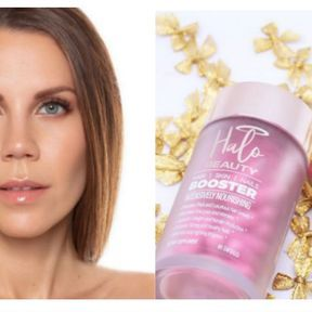 Tati Westbrook avec Halo Beauty