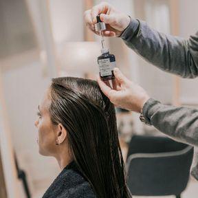 Le soin Hair Rituel de Sisley au salon Séguier