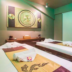 Un massage Thaï Jasmin au Ban Thaï Spa