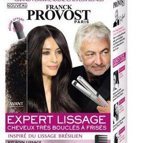Lissage brésilien petit prix, Franck Provost