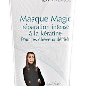 Masque Magic Réparation, Sandrine Jeanne-Rose