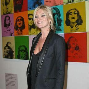 Kate Moss, la muse