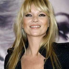 Kate Moss, la it-girl