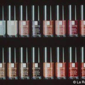 La gamme pour les ongles Silicium   Color Bloc de La Roche-Posay