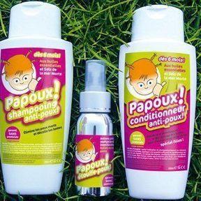 Papoux Etouffe Poux + Shampooing