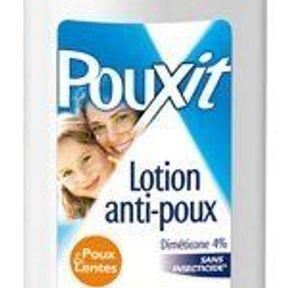 Pouxit lotion anti-poux