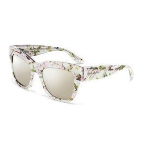 Lunettes de soleil blanches, Dolce&Gabbana