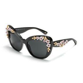 Lunettes de soleil papillon, Dolce&Gabbana