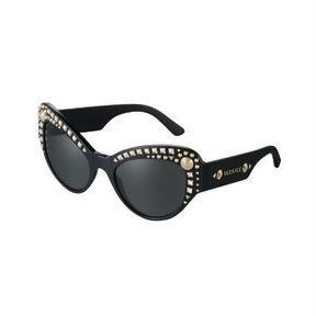 Lunettes de soleil strass, Versace