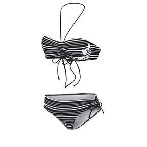 Maillot de bain Noir et Blanc Adidas