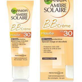 Etape 3 : la BB cream solaire