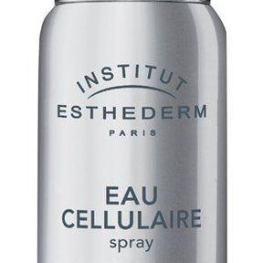 Etape 1 : l'eau cellulaire