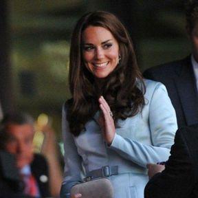 Kate Middleton, la radieuse