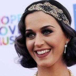 Katy Perry, la pin-up