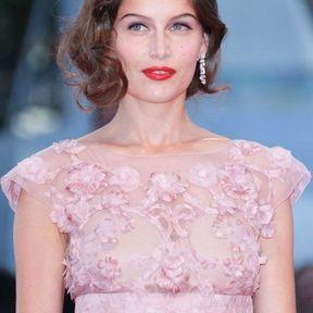 Laetitia Casta, la glamour